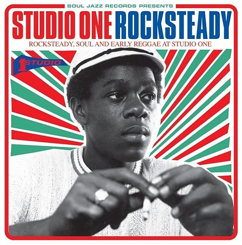 VARIOUS CD Studio One Rocksteady Soul And Early Reggae At Studio One