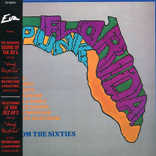 VARIOS CD Florida Punk From The Sixties