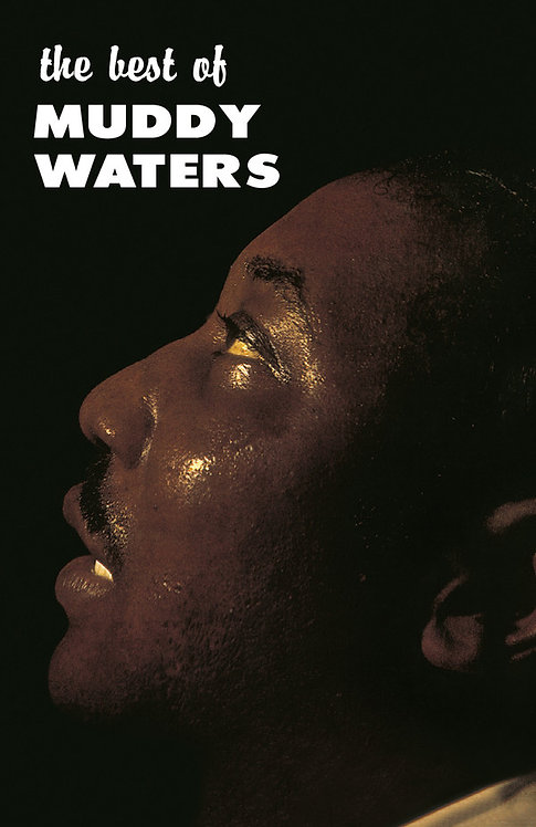 MUDDY WATERS CASSETTE The Best Of Muddy Waters