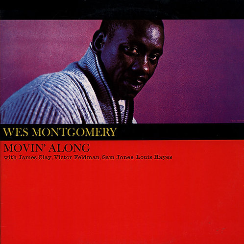 WES MONTGOMERY CD Movin' Along (Digipack)