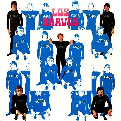 LOS BRAVOS LP Ilustrísimos