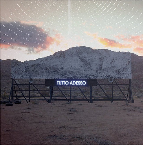 ARCADE FIRE LP Everything Now - Tutto Adesso (Italian Cover Edition)