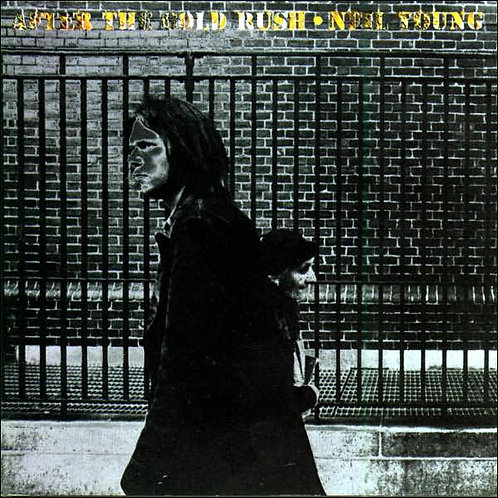 NEIL YOUNG LP After The Gold Rush