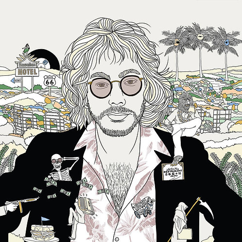 WARREN ZEVON LP Greatest Hits (According To Judd Apatow) (RSD Drops October 2