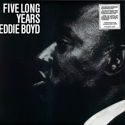 EDDIE BOYD LP Five Long Years (180 gram audiophile vinyl)