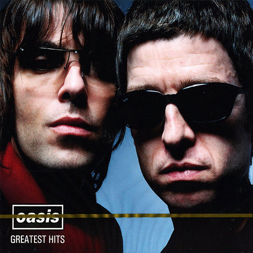 OASIS 2xCD Greatest Hits