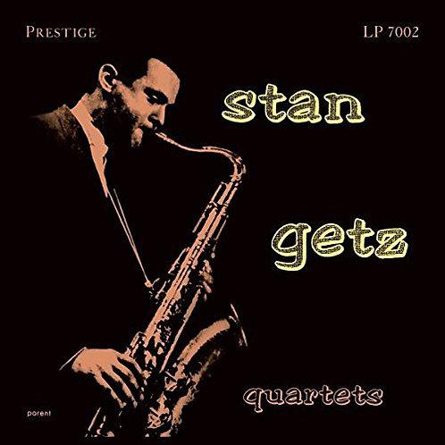 STAN GETZ LP Quartets (Prestige)
