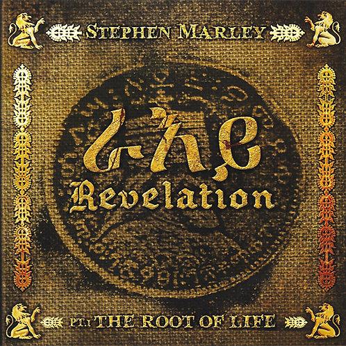 STEPHEN MARLEY CD Revelation Pt. 1 The Root Of Life