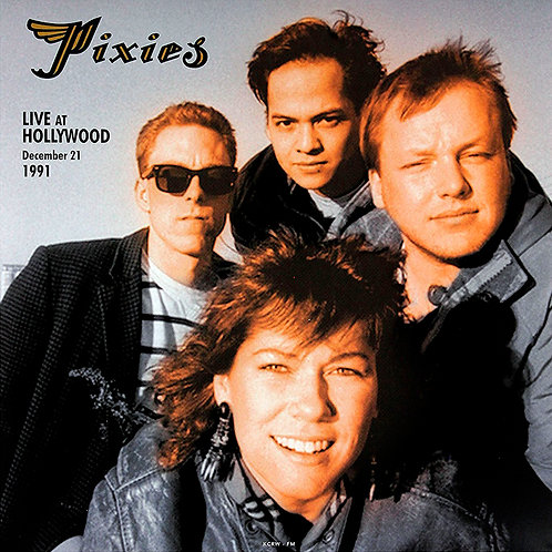 PIXIES LP Live At Hollywood December 21, 1991