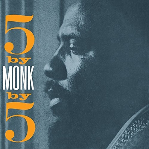 THELONIOUS MONK LP 5 By Monk By 5 (Deluxe Gatefold Edition)