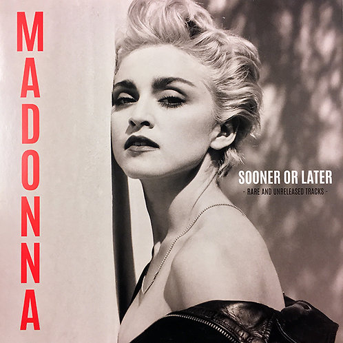 MADONNA LP Sooner Or Later (Rare And Unreleased Tracks)