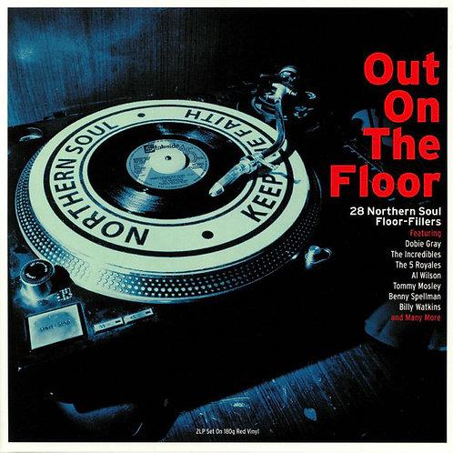 VARIOS 2XLP Out On The Floor - 28 Northern Soul Floor-Fillers