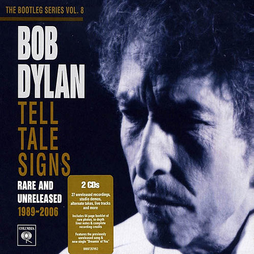 BOB DYLAN 2xCD Tell Tale Signs (Rare And Unreleased 1989-2006)
