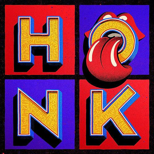 ROLLING STONES 3xLP Honk (The Very Best Of The Rolling Stones)