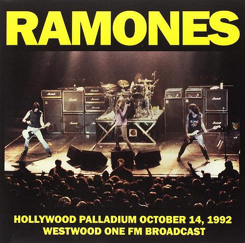 RAMONES LP Hollywood Palladium October 14, 1992 Westwood One FM Broadcast