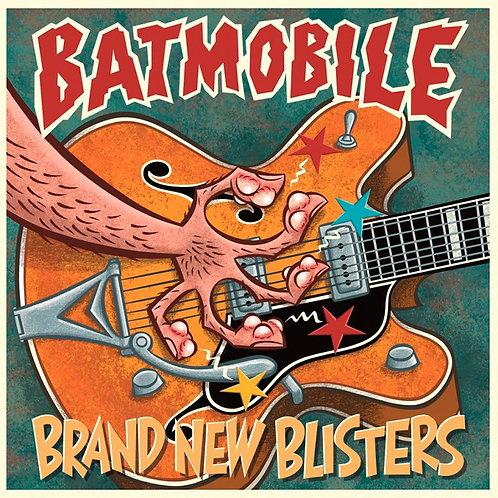 BATMOBILE LP Brand New Blisters (180 gram audiophile vinyl)