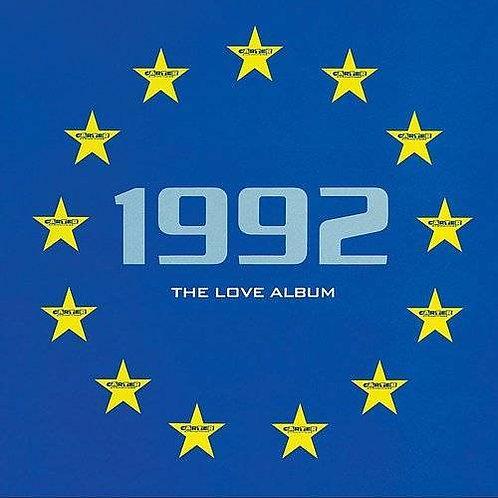 CARTER USM 2xCD 1992 The Love Album (Remastered)