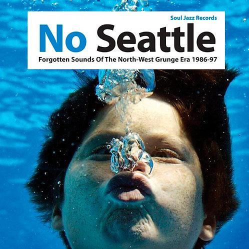 VARIOS 2xLP No Seattle Forgotten Sounds Vol 1