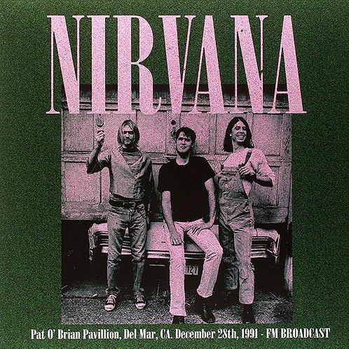 NIRVANA LP Pat O' Brian Pavillion, Del Mar 1991