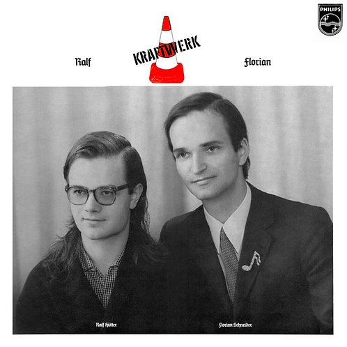 KRAFTWERK LP Ralf & Florian