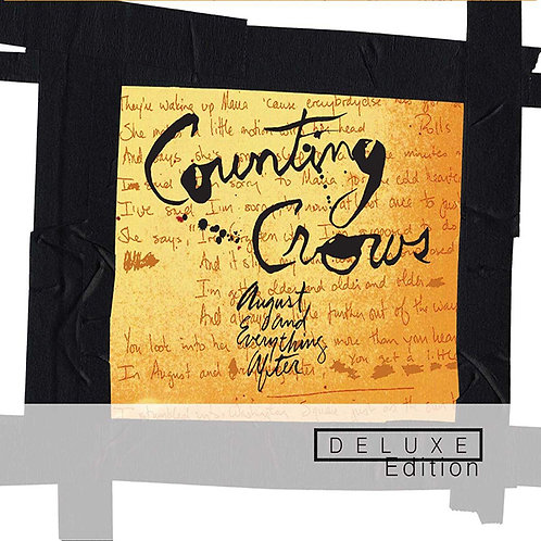 COUNTING CROWS 2xCD August And Everything After (Deluxe Expanded Edition)