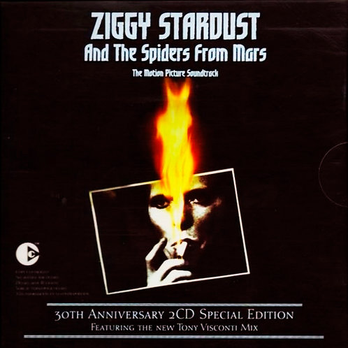 DAVID BOWIE 2XCD Ziggy Stardust And The Spiders From Mars (The Motion Picture)