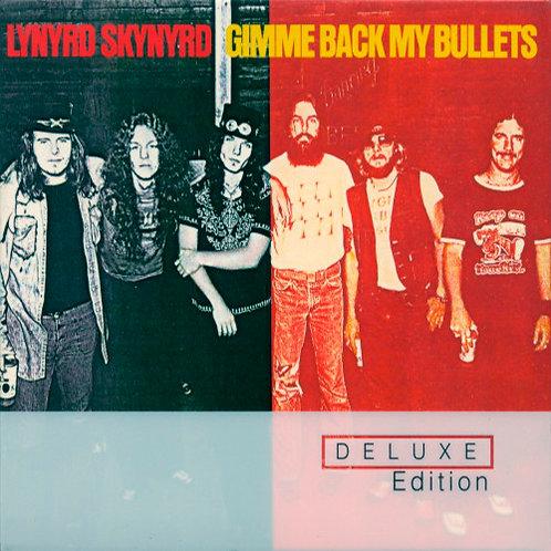LYNYRD SKNYRD CD+DVD Gimme Back My Bullets (Deluxe Edition)