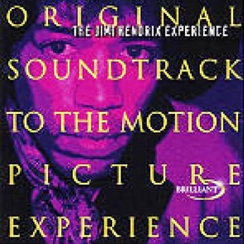 JIMI HENDRIX CD Original Soundtrack Experience
