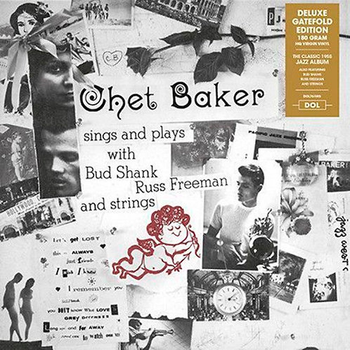 CHET BAKER LP Sings And Plays (Deluxe Gatefold Edition)