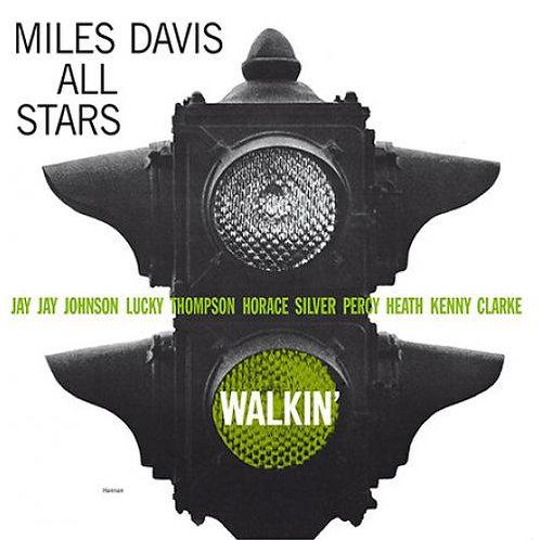 MILES DAVIS ALL STARS LP Walkin'