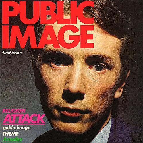 PIL - PUBLIC IMAGE LTD LP First Issue