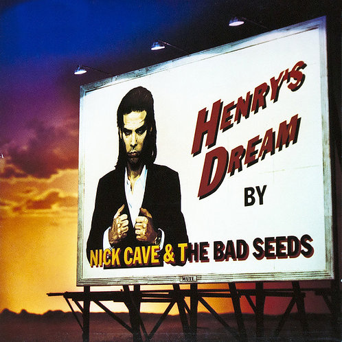 NICK CAVE & THE BAD SEEDS LP Henry's Dream