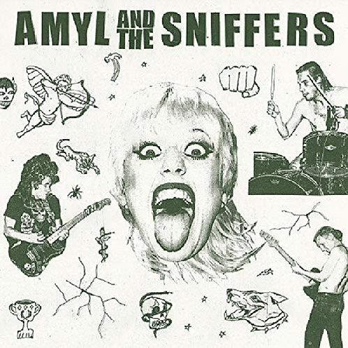 AMYL AND THE SNIFFERS LP Amyl And The Sniffers