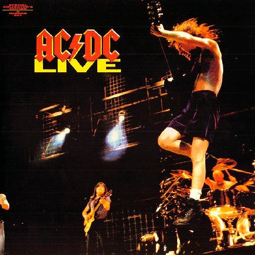 AC/DC 2xLP Live (Special Collector's Edition)