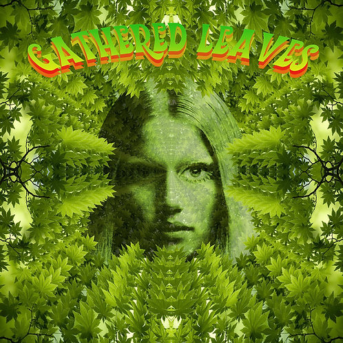 VARIOUS ‎LP Gathered Leaves (Green Coloured Vinyl)