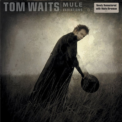 TOM WAITS 2xLP Mule Variations (Remastered)