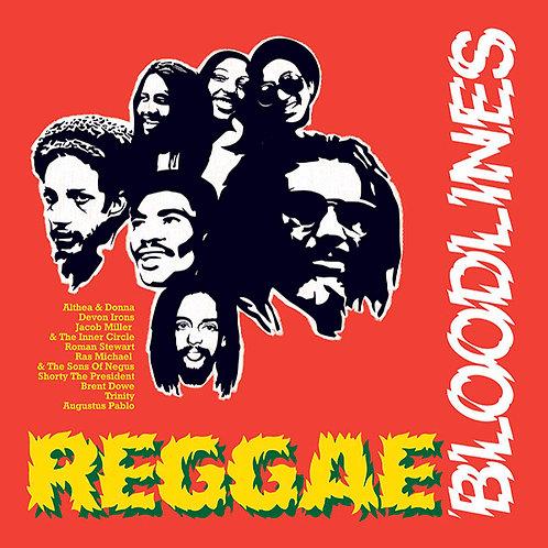 VARIOS LP Reggae Bloodlines (Back To Black)