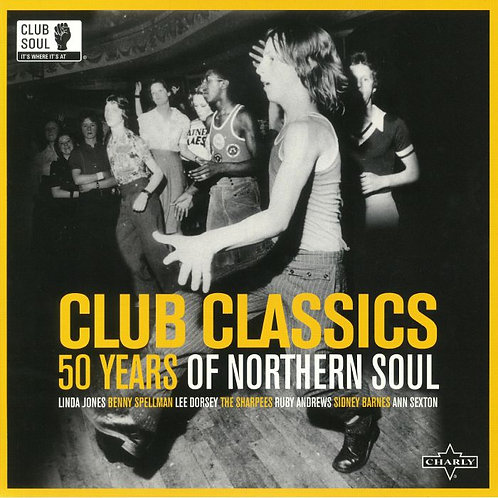 VARIOUS 2xLP Club Classics - 50 Years Of Northern Soul