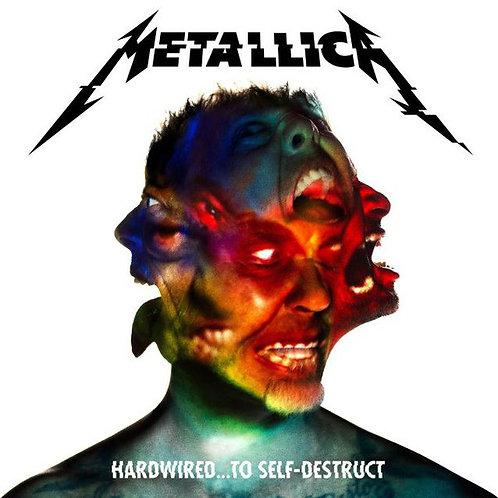 METALLICA 2xCD Hardwired...To Self-Destruct (Digipack)