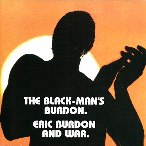ERIC BURDON & WAR 2xCD The Black-Man's Burdon