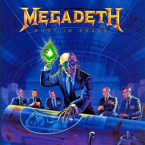 MEGADETH LP Rust In Peace