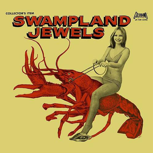 VARIOUS LP Swampland Jewels (Cajún, Zydeco)