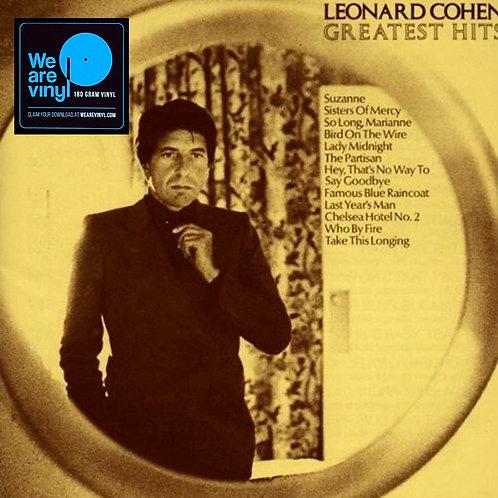 LEONARD COHEN LP Greatest Hits