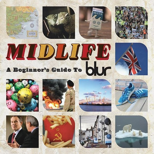 BLUR 2xCD Midlife: A Beginner's Guide To Blur