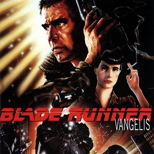 VANGELIS LP Blade Runner Original Motion Picture Soundtrack
