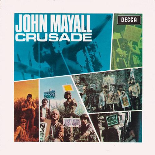 JOHN MAYALL CD Crusade