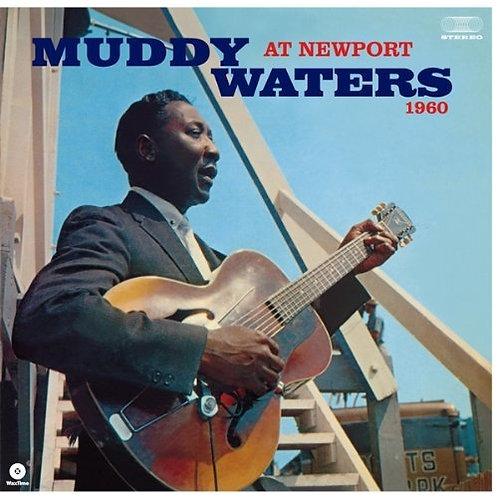 MUDDY WATERS LP At Newport 1960