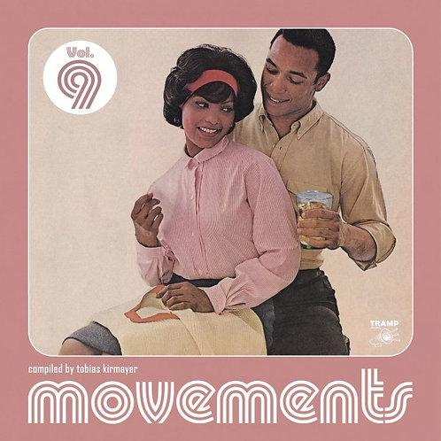 VARIOS 2xLP Movements Vol.9