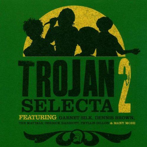 VARIOUS CD Trojan Selecta Volume 2