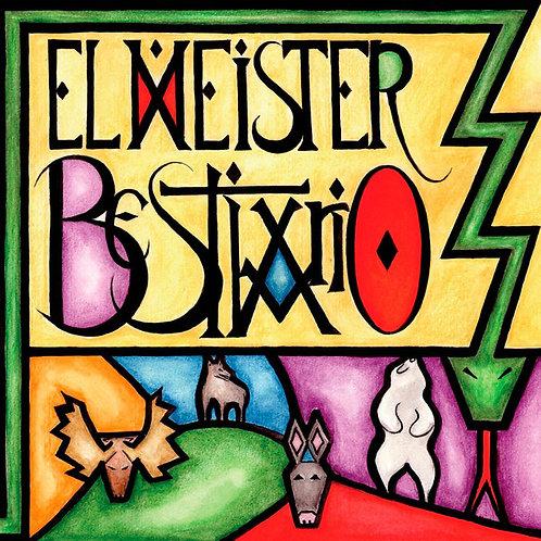 BESTIARIO LP El Meister (Purple Coloured Vinyl)